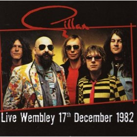 accès direct à la chronique de Gillan - Live Wembley 17th december 1982